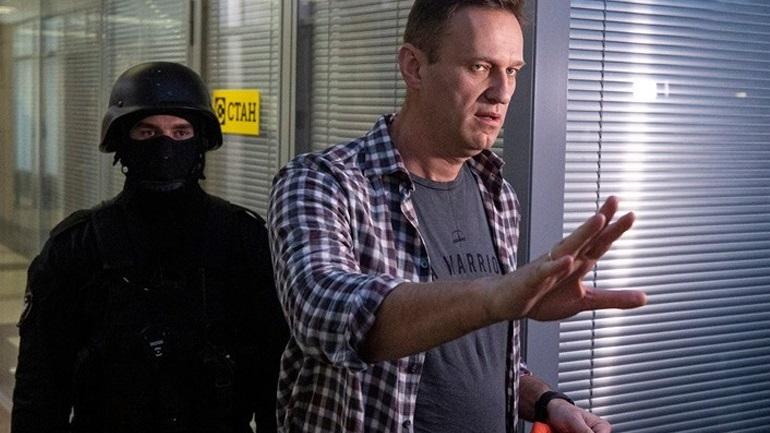 Ρωσία: Για ανάκριση κλήθηκε ο ηγέτης της αντιπολίτευσης Αλεξέι Ναβάλνι