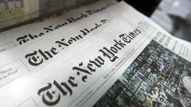 New York Times: Μεταφέρει μεγάλο μέρος της ψηφιακής έκδοσης από το Χονγκ Κονγκ στη Σεούλ