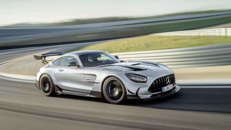 Η Mercedes AMG έφτασε στην κορυφή