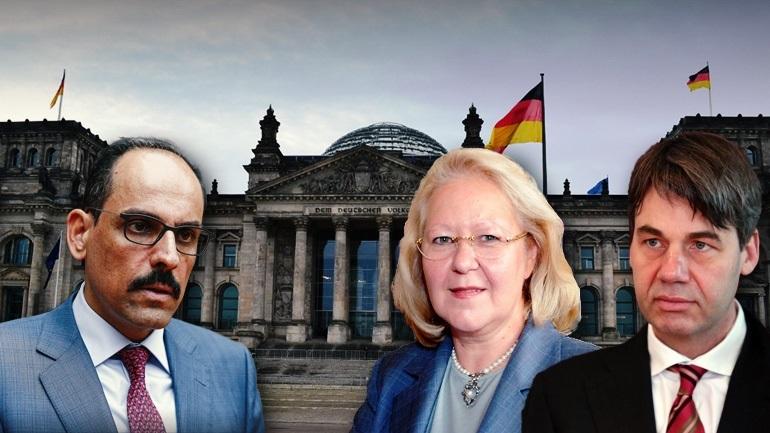 Μυστικές κρατά το Βερολίνο τις συζητήσεις Ελλάδας-Τουρκίας: «Δεν δίνουμε πληροφορίες»