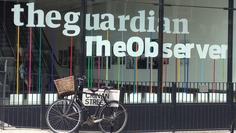 Βρετανία: Η εφημερίδα Guardian καταργεί 180 θέσεις εργασίας