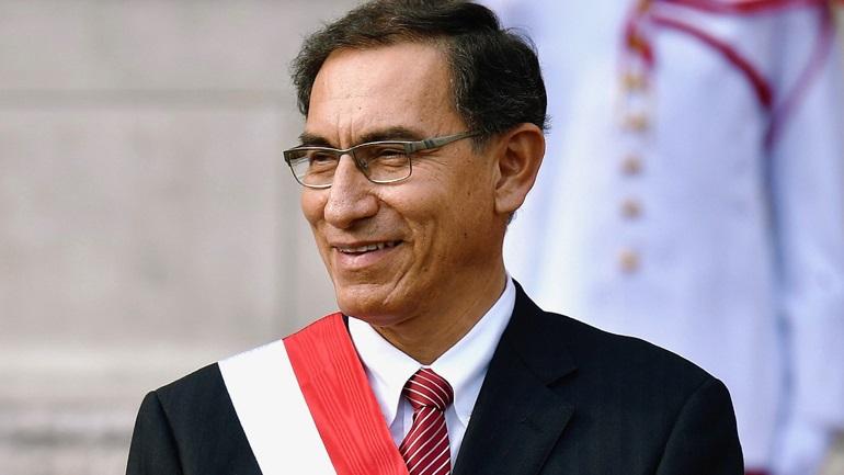 Περού: Ευρύς ανασχηματισμός της κυβέρνησης του προέδρου Βισκάρα
