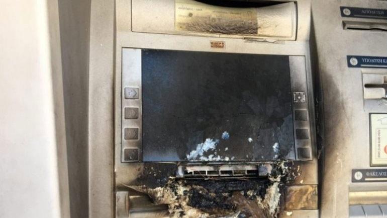 Έκρηξη σε ΑΤΜ στο Μαρούσι