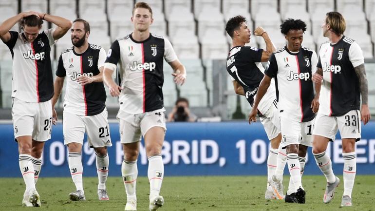 Πρωταθλήτρια Ιταλίας η Γιουβέντους, 2-0 τη Σαμπντόρια