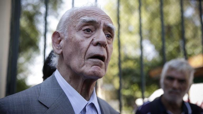 Στο Σισμανόγλειο ο Άκης Τσοχατζόπουλος - Βρίσκεται σε κρίσιμη κατάσταση