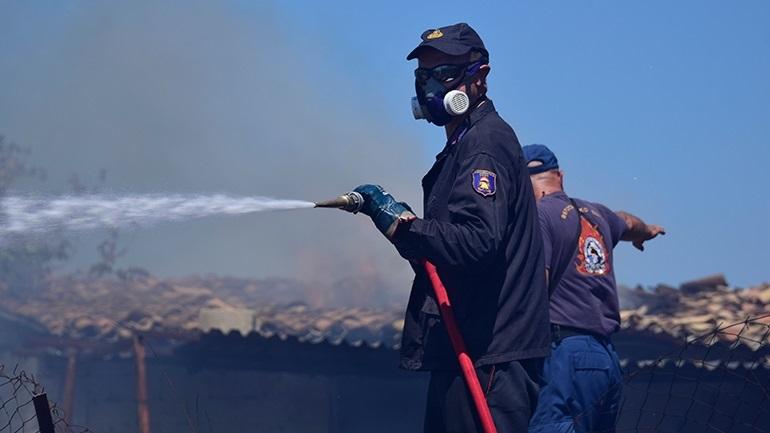 Σε 48 ανήλθαν οι δασικές πυρκαγιές το τελευταίο 24ωρο