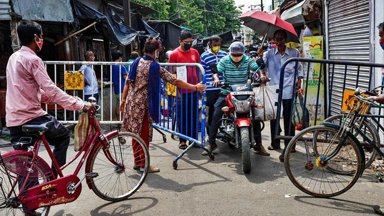 Ινδία: Επιπλέον 771 θάνατοι εξαιτίας της COVID-19 και 59.972 επιβεβαιωμένα κρούσματα