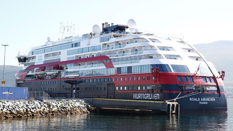 Νορβηγία: Απαγόρευση ελλιμενισμού σε κρουαζιερόπλοια που μεταφέρουν πάνω από 100 ανθρώπους