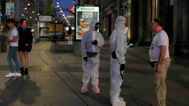 Ανακοινώθηκαν 968 νέα κρούσματα κορωνοϊού στην Ισπανία