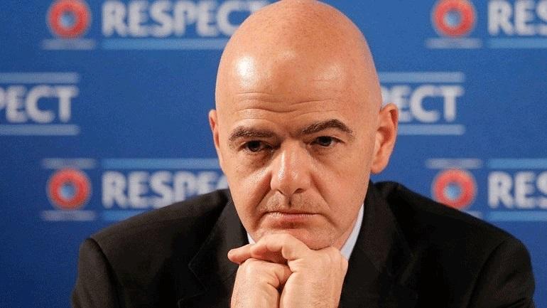 FIFA: «Οι ποινικές διαδικασίες εναντίον του Ινφαντίνο είναι αλλόκοτες και παράλογες»