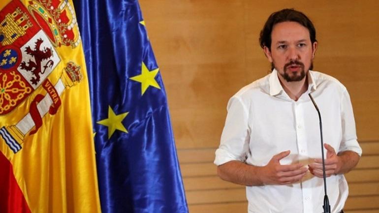 Podemos: Ανάξια για πρώην αρχηγό κράτους η φυγή στο εξωτερικό