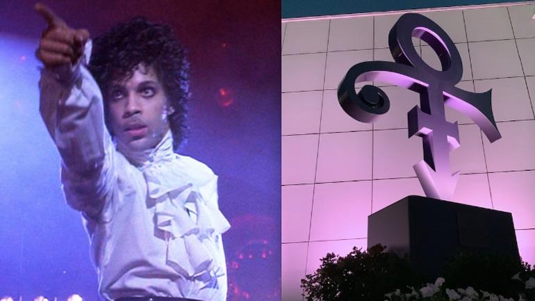 Άγαλμα προς τιμήν του Prince εγκαταστάθηκε στο Paisley Park