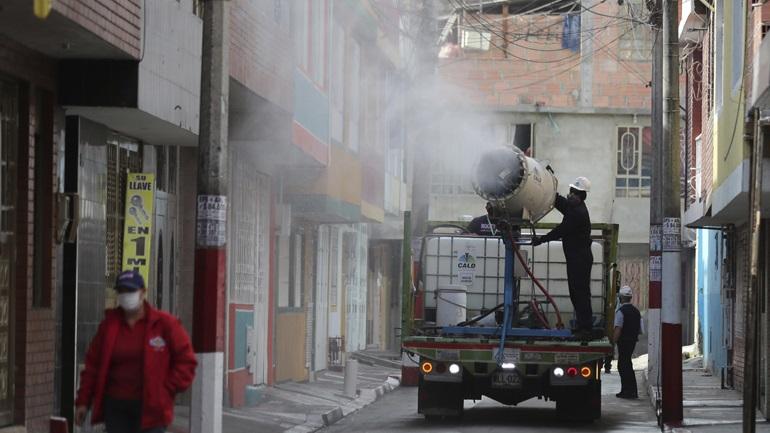 Covid-19: Περισσότεροι από 11.000 οι νεκροί στην Κολομβία