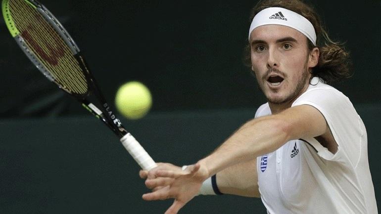 Τένις: Νο 4 στο κυρίως ταμπλό του US Open ο Τσιτσιπάς