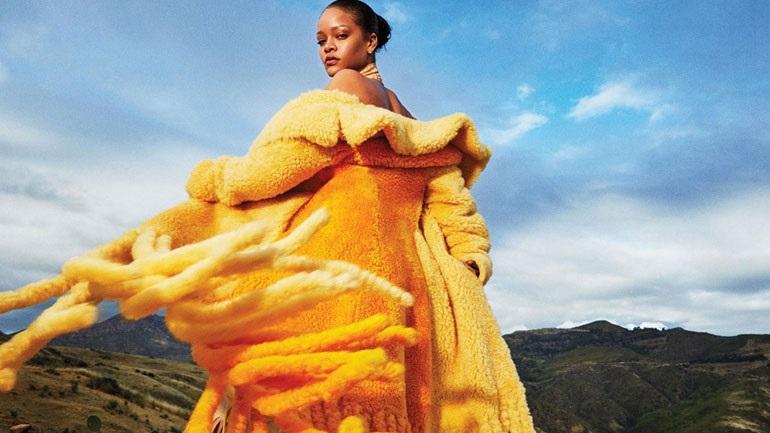 Rihanna: Το απόλυτο icon φωτογραφίζεται για το Harper's Bazaar