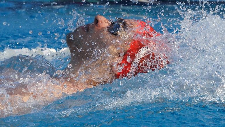 Kολύμβηση: «Έλαμψε» στο Πανελλήνιο Πρωτάθλημα ο Χρήστου