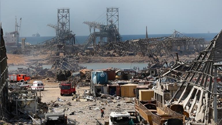 Λίβανος: Υπό κράτηση 16 ύποπτοι, στελέχη των Τελωνείων και του Λιμένα Βηρυτού, για την πολύνεκρη έκρηξη
