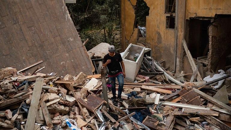 Λίβανος: 158 είναι πλέον οι νεκροί, 6.000 οι τραυματίες και 21 άνθρωποι αγνοούνται