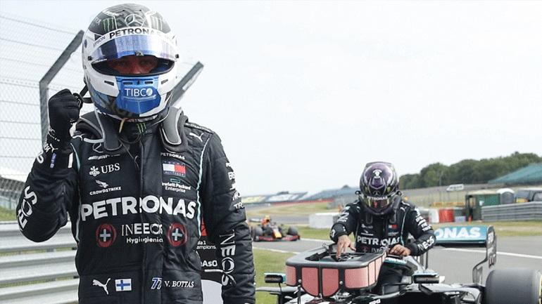 Formula 1: Στην pole position του Grand Prix της Βρετανίας ο Μπότας