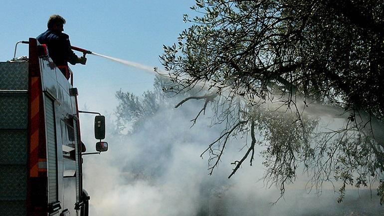 Κύπρος: Εκκενώνεται χωριό εξ αιτίας πυρκαγιάς