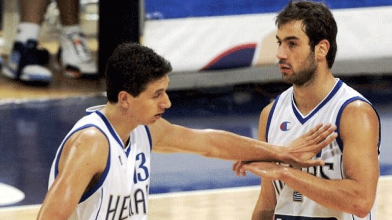 Ευρωμπάσκετ: Σπανούλης και Διαμαντίδης ψηφίστηκαν στην καλύτερη πεντάδα της τελευταίας εικοσαετίας