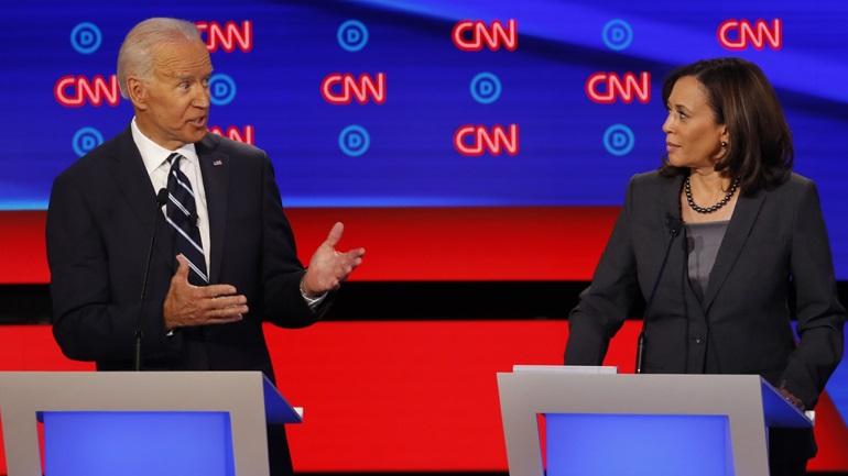 Κάμαλα Χάρις - Η επιλογή του Τζο Μπάιντεν: Η πρώτη μαύρη υποψήφια για την αντιπροεδρία των ΗΠΑ