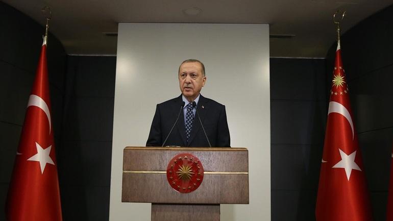 Αινιγματική δήλωση Ερντογάν: «Μην τυχόν επιτεθείτε στο Oruc Reis… πήρατε την πρώτη απάντηση»