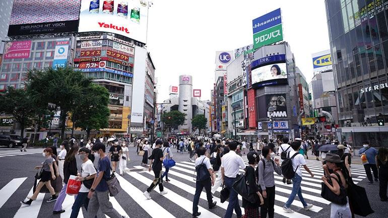 Ιαπωνία: Aκόμη 389 νέα επιβεβαιωμένα κρούσματα μόλυνσης