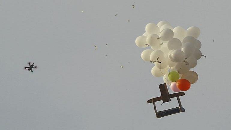 Γάζα: Νέες ισραηλινές επιδρομές - Αντίποινα για τα «εμπρηστικά μπαλόνια»