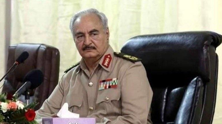Προειδοποίηση Χαφτάρ: Η Τουρκία σχεδιάζει ξαφνική επίθεση στις πετρελαιοπηγές στη Λιβύη
