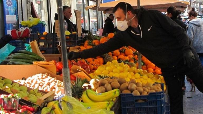 Άνοιξαν οι ηλεκτρονικές αιτήσεις για ενίσχυση στους πληγέντες παραγωγούς λαϊκών αγορών