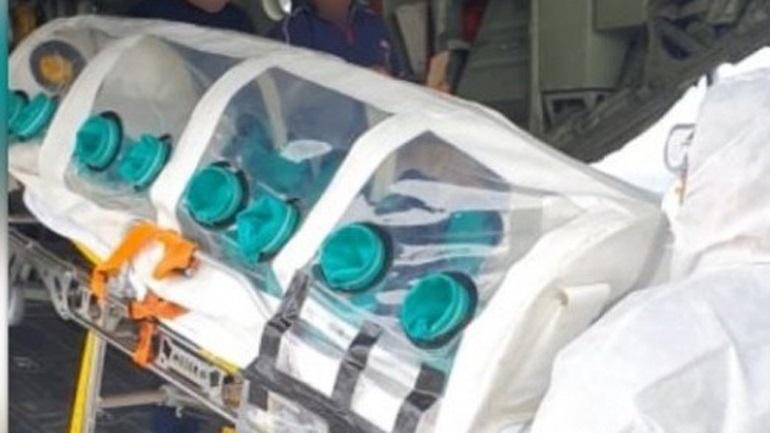 Ηράκλειο: Εσπευσμένα στο νοσοκομείο μέσα σε ειδική κάψουλα, ανήλικο αγόρι που νοσεί από κορωνοϊό