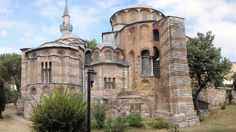 Nέα πρόκληση Ερντογάν: Τζαμί και η Μονή της Χώρας, ένα εμβληματικό μνημείο της Ορθοδοξίας