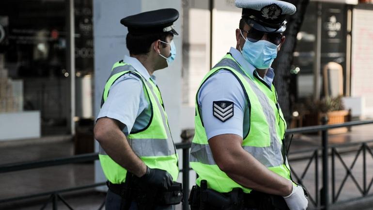Θετικοί στον κορωνοϊό 32 αστυνομικοί