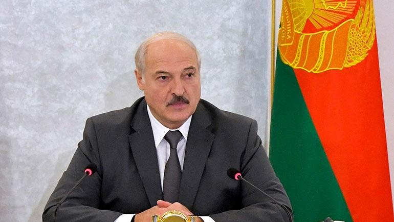 Λευκορωσία: Ο πρόεδρος Λουκασένκο διέταξε τον στρατό να υπερασπιστεί την εδαφική ακεραιότητα της χώρας