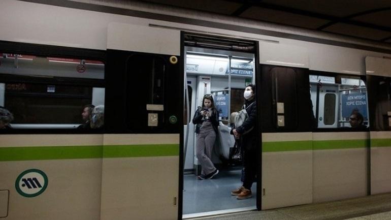 Πυκνώνουν τα δρομολόγια στο μετρό από τις 31 Αυγούστου