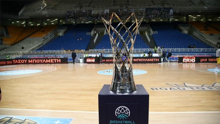 Έρχεται στην Αθήνα το Final 8 του Basketball Champions League