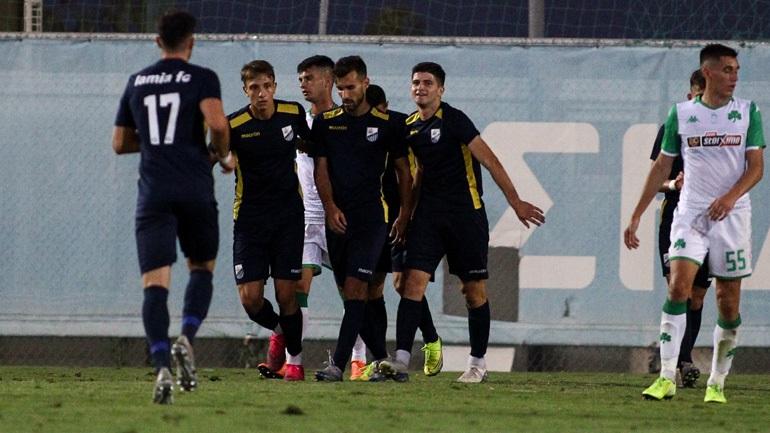 Η Λαμία νίκησε 1-0 τον Παναθηναϊκό σε φιλικό