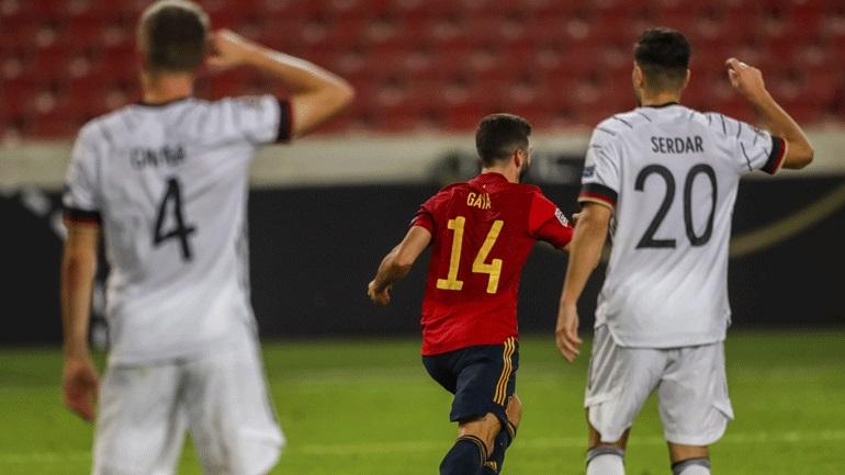 Έμεινε «όρθια» με γκολ στο 96' η Ισπανία, 1-1 με τη Γερμανία