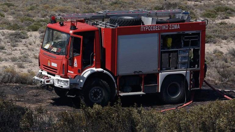 Στα νησιά των Σποράδων πυροσβεστικές δυνάμεις λόγω κινδύνου πυρκαγιάς
