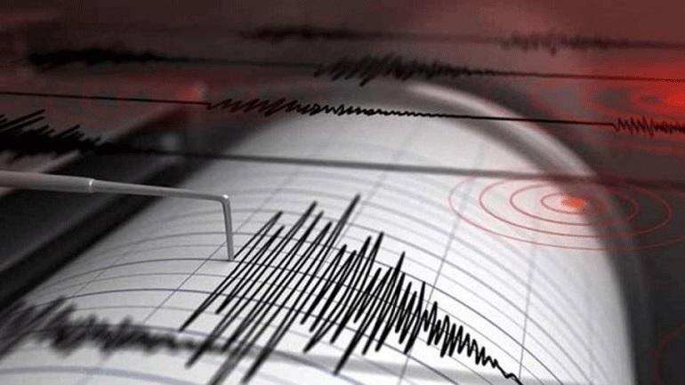Σεισμική δόνηση 3,9 βαθμών Ρίχτερ νοτιοδυτικά της Κρήτης