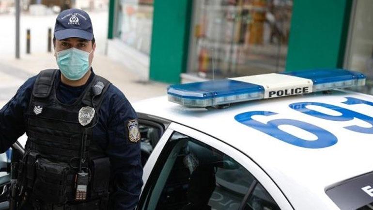 Τρεις συλλήψεις, 15 παραβάσεις καταστημάτων και 197 για μη χρήση μάσκας