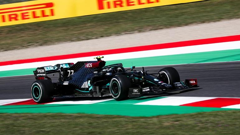 Με Bottas, Verstappen και Leclerc ξεκίνησε το GP του Mugello