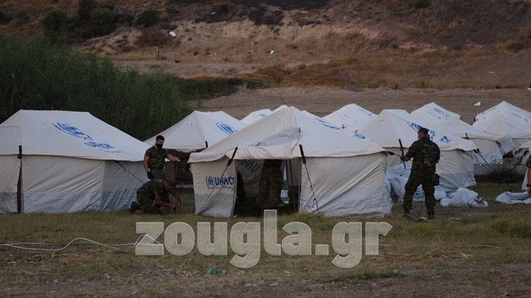 Λέσβος: Σε έκταση δικαιοδοσίας του ΥΕΘΑ η νέα δομή για τους πρόσφυγες - Αντίθετος ο δήμαρχος