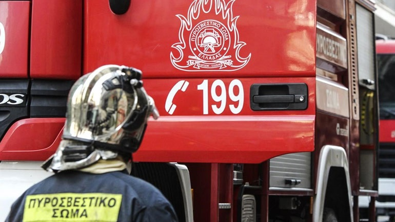 Προσοχή: Υψηλός κίνδυνος εκδήλωσης πυρκαγιάς σήμερα στη Χαλκιδική