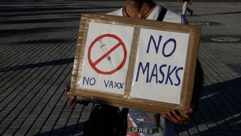 Παρατράγουδα στα σχολεία με τους «αρνητές» της μάσκας
