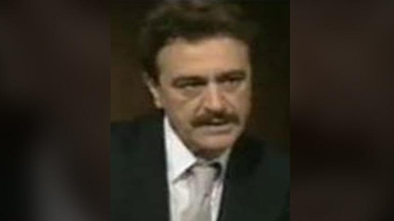 Έφυγε από τη ζωή ο ηθοποιός Γιώργος Χαδίνης