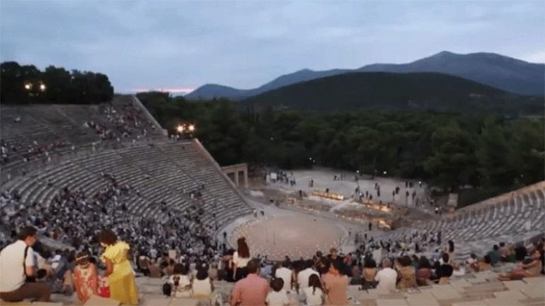 Πενήντα χιλιάδες θεατές παρακολούθησαν το Φεστιβάλ Αθηνών και Επιδαύρου