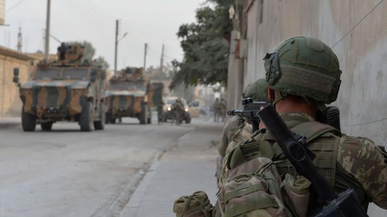 Δύο Τούρκοι στρατιώτες σκοτώθηκαν σε επίθεση στο βόρειο Ιράκ