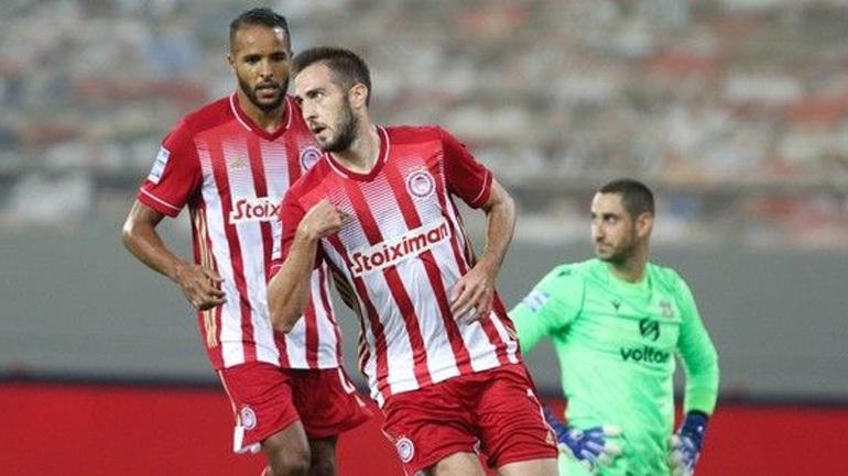 «Καθάρισε» στο δεύτερο ημίχρονο ο Ολυμπιακός, 3-0 τον Αστέρα Τρίπολης